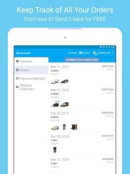 Zappos – Shoe shopping made simple apk screenshot