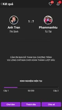 Ai Làm Triệu Phú 2018 - Zalo screenshot 6