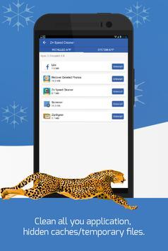 Cheetah Speed Cleaner apk screenshot