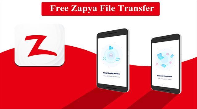 New Zapya File Transfer 2018 Guide screenshot 1