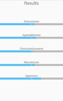 Personality Test apk screenshot