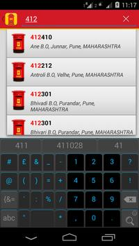 India Pincode Finder captura de pantalla 1