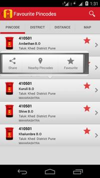 India Pincode Finder captura de pantalla 7