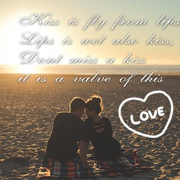 Romantic Picture Quote Maker poster