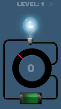 Turn The Light On Game apk screenshot