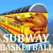 Subway Basketball icon