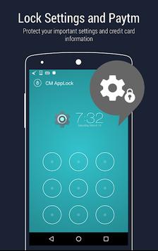 App Lock -  Fingerprint Pattern poster
