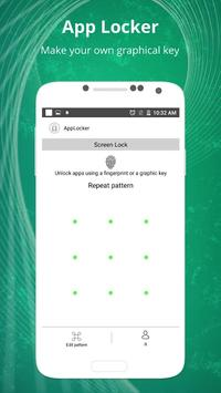 App Lock -  Fingerprint Pattern screenshot 3