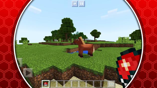 Poke Balls MiniSpiel Minecraft PE Für Android APK Herunterladen - Minecraft fruhere version spielen
