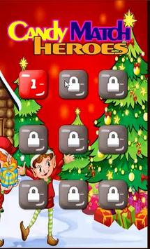 Candy Match Hero: Xmas Session poster