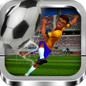 Anime Soccer football icon