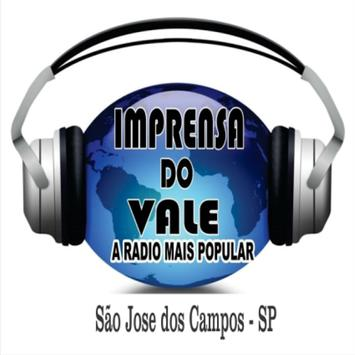 Radio Imprensa do Vale poster