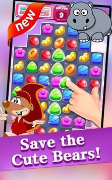 super candy clash screenshot 1