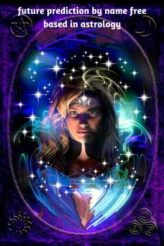 future prediction by name free based in astrology pour