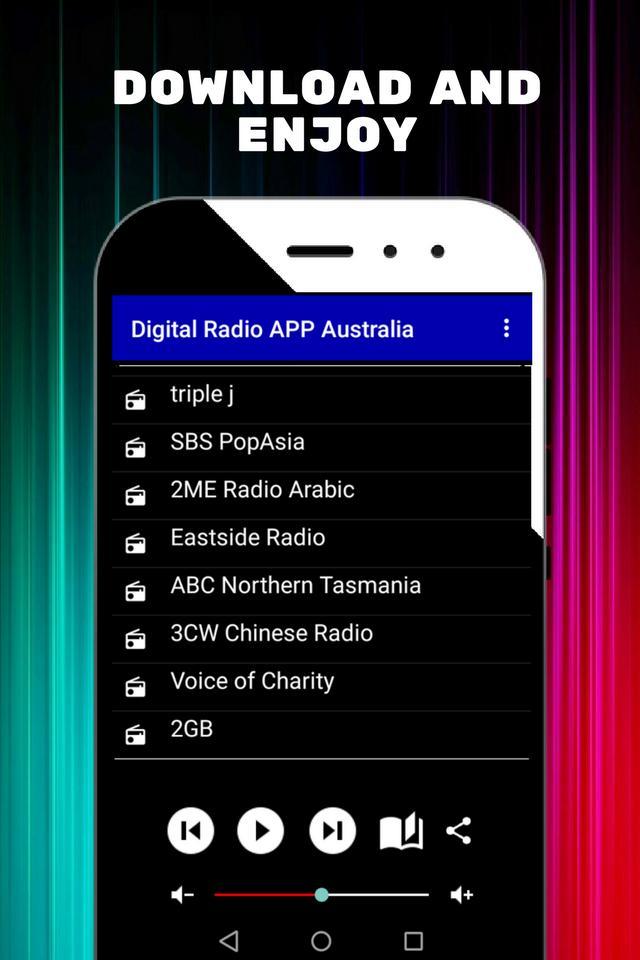 digital radio app australia - free abc radio apps for Android - APK