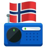 min radio norge icon