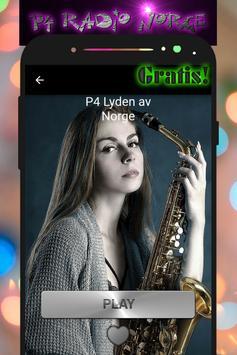p4 radio norge screenshot 7