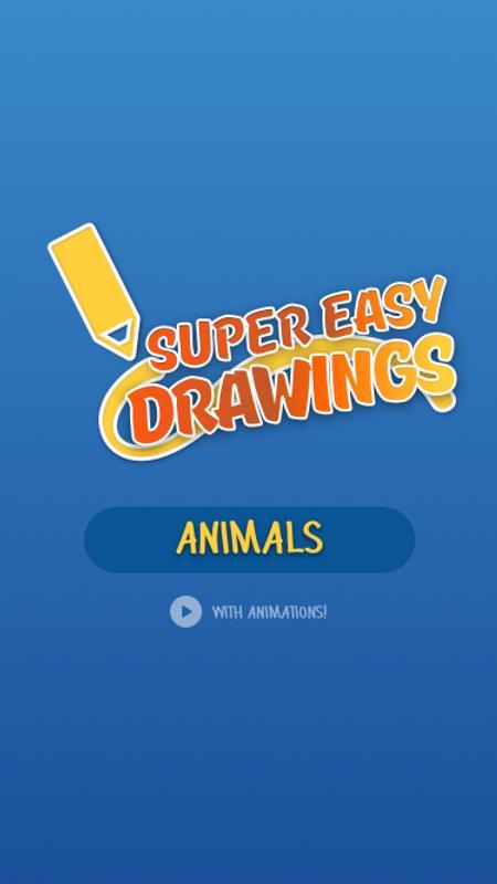 Einfache Bilder Wie Zeichnet Man Tiere Fur Kinder Fur Android Apk