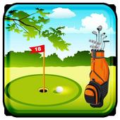 Extreme Beach Golf 3D icon