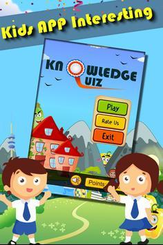 Knowledge Quiz apk screenshot