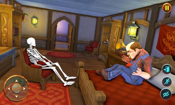 Schermata apk Scary Neighbor 3D