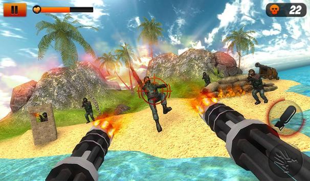RAFT Gunner apk screenshot