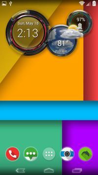 Ultra Widget~zooper/UCCW apk screenshot