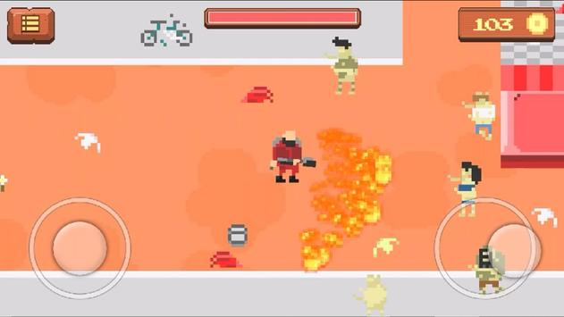 Pixel Zombie Shooting Game screenshot 4