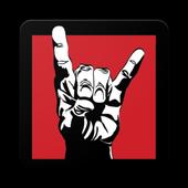 Metal Music Radio & Rock Music Radio Stations icon