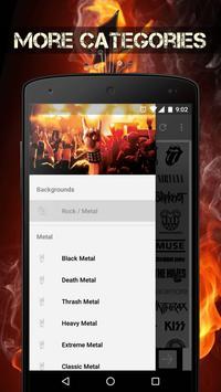 Metal Music Radio & Rock Music Radio Stations screenshot 3