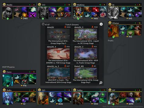 Dota Live Analytics apk screenshot
