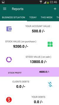 mobt business application POS apk screenshot