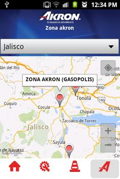 Akron screenshot 2