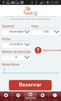 Las Costillas de Sancho apk screenshot