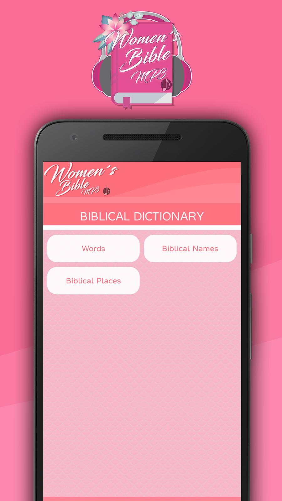 Women´s Bible MP3 for Android - APK Download