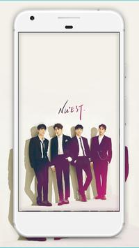 Nuest Wallpapers UHD poster