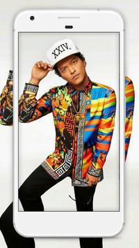 Bruno Mars Wallpapers UHD poster