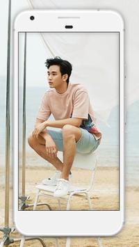 Kim Soo Hyun Wallpaper UHD screenshot 1