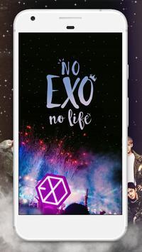 EXO KPOP Wallpapers UHD poster