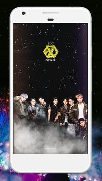 EXO KPOP Wallpapers UHD screenshot 1