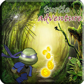 Free Turtles Run Adventure icon