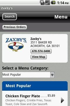 Zaxby's for Android - APK Download on