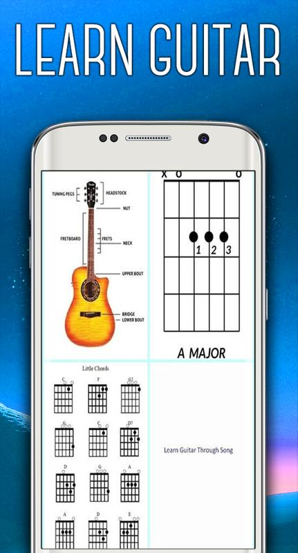 Learn Guitar Chords For Beginners APK Download - Free Education APP ...