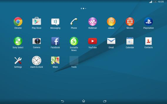 Marshmallow Theme apk screenshot