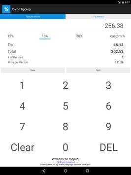 Joy of Tipping + screenshot 1