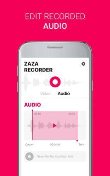 ZaZa Screen and Audio Recorder screenshot 4