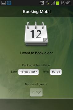 Rental Mobil Semarang apk screenshot