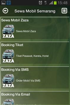 Rental Mobil Semarang poster
