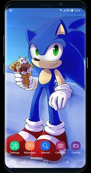 HD Wallpaper For Sonic screenshot 1