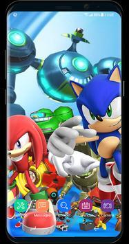 HD Wallpaper For Sonic screenshot 3